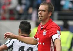 Lahm Bayern Frankfurt