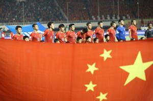 中国男足 挺进12强赛