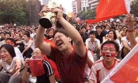 中国球迷 世界杯