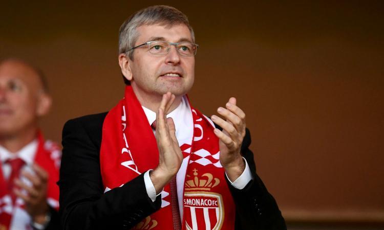 Tuttosport - Rybolovlev interessato al Milan: è il patron del Monaco