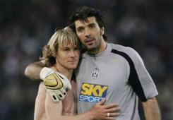 Nedved buffon Juventus