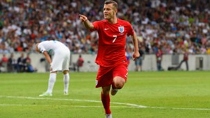 Jack Wilshere Slovenia - England EURO 2016 Qualifier 14062015