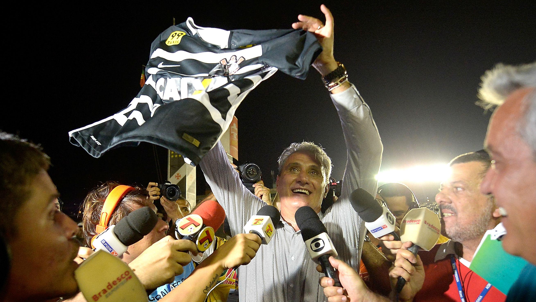 Tite Corinthians campeão 20112015