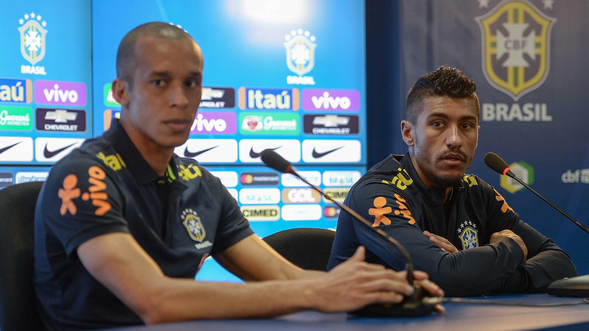 Paulinho Miranda Brasil treino SP 20032017