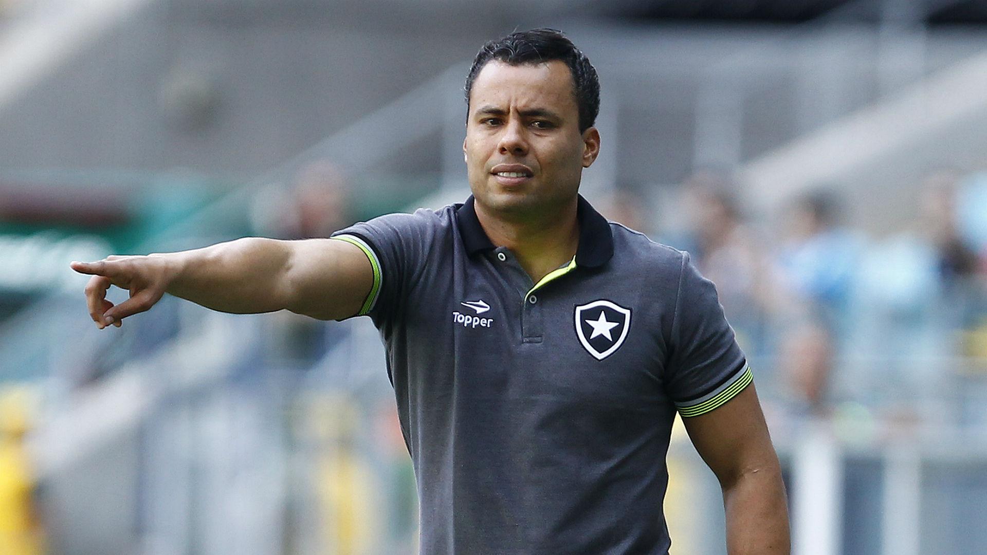 Jair Ventura Botafogo 11 12 2016