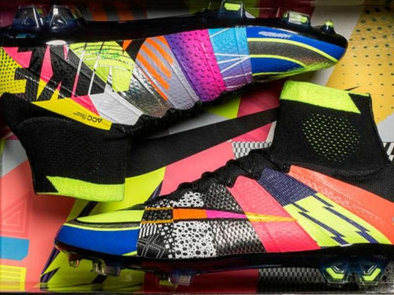 017cee88ae079 Modelo Superfly é o mais colorido já criado pela Nike e remete a outros  calçados da mesma linha