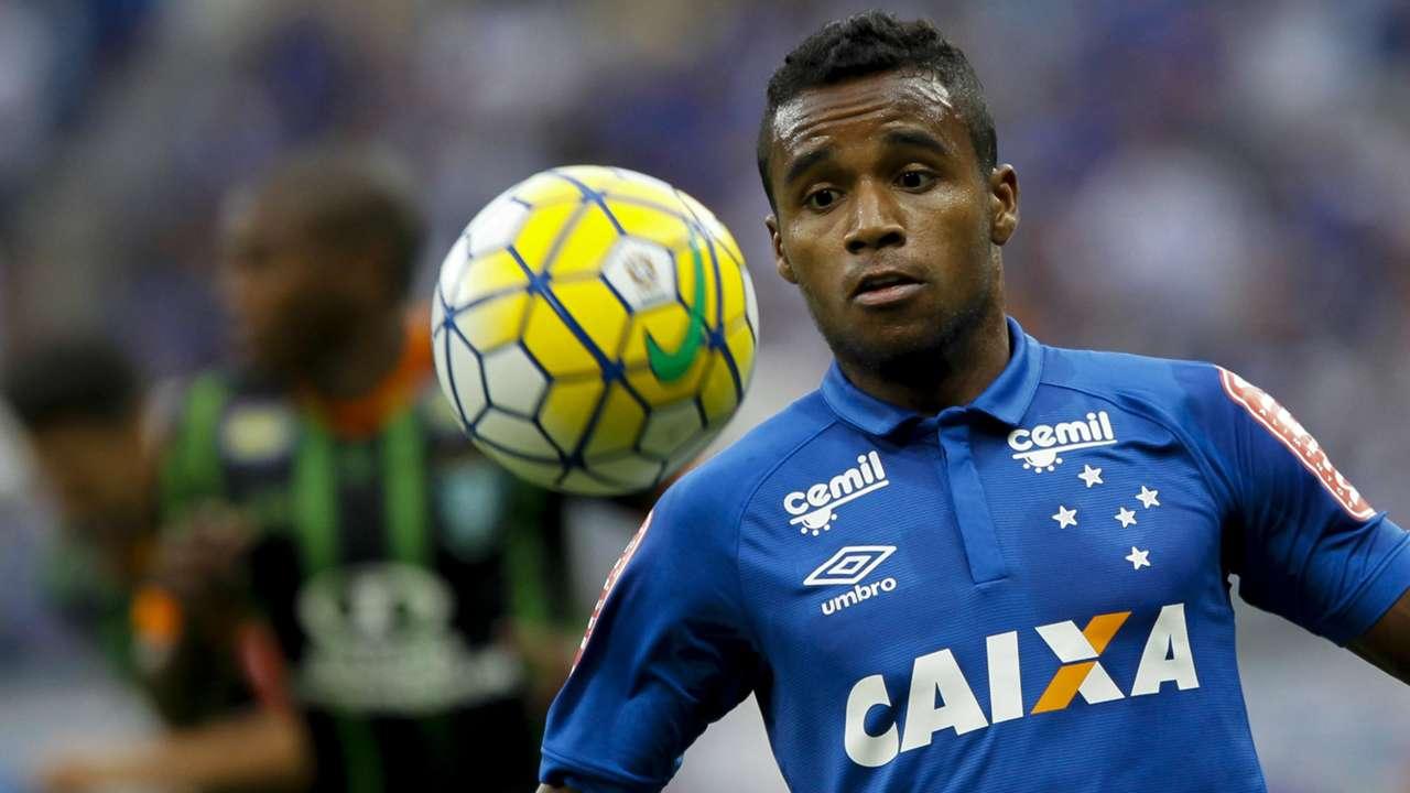 Élber Cruzeiro América-MG Campeonato Brasileiro 28052016