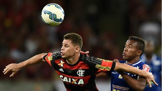 Jonas Pará Flamengo Cruzeiro 10092015