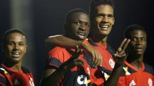 Vinicius Jr Flamengo Copa São Paulo 2017