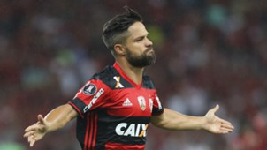 Diego Ribas Flamengo Atletico-PR Libertadores 12042017