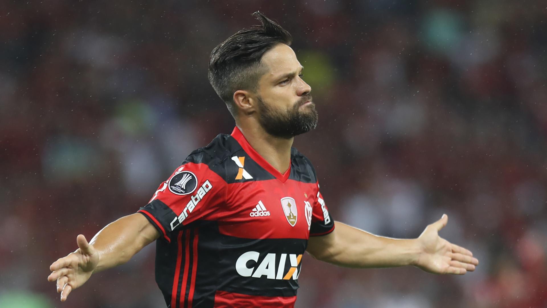 Flamengo  lesão de Diego não vai aumentar pressa com Dario Conca ... f2d928f8d5d9a