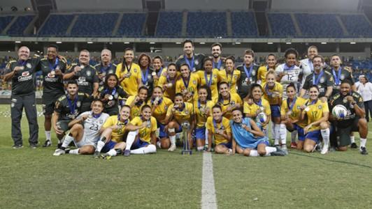 Seleção Brasileira de Futebol Feminino 2015