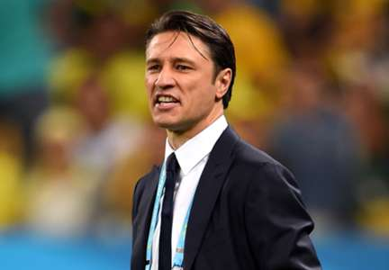 Niko Kovac Brazil Croatia 2014 World Cup Group A 06122014