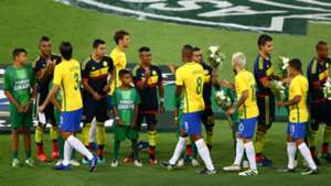 Brasil vs Colombia amistoso 25 01 2017