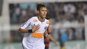 Neymar - Santos x Flamengo 2011