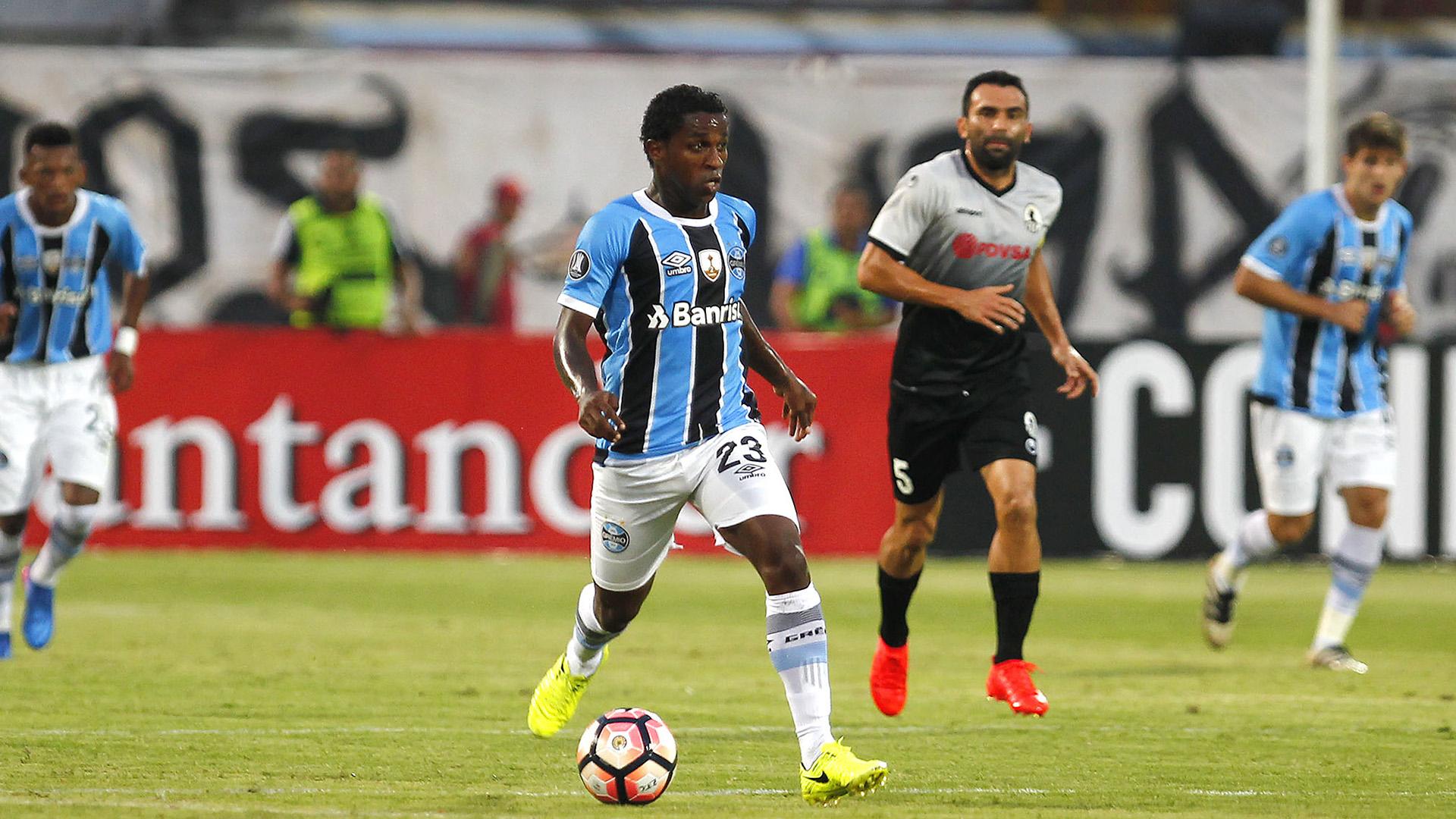 Miler Bolanos Zamora Gremio Copa Libertadores 09032017