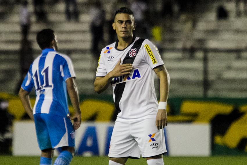 Emanuel Biancucchi - Vasco vs Avaí 01072015