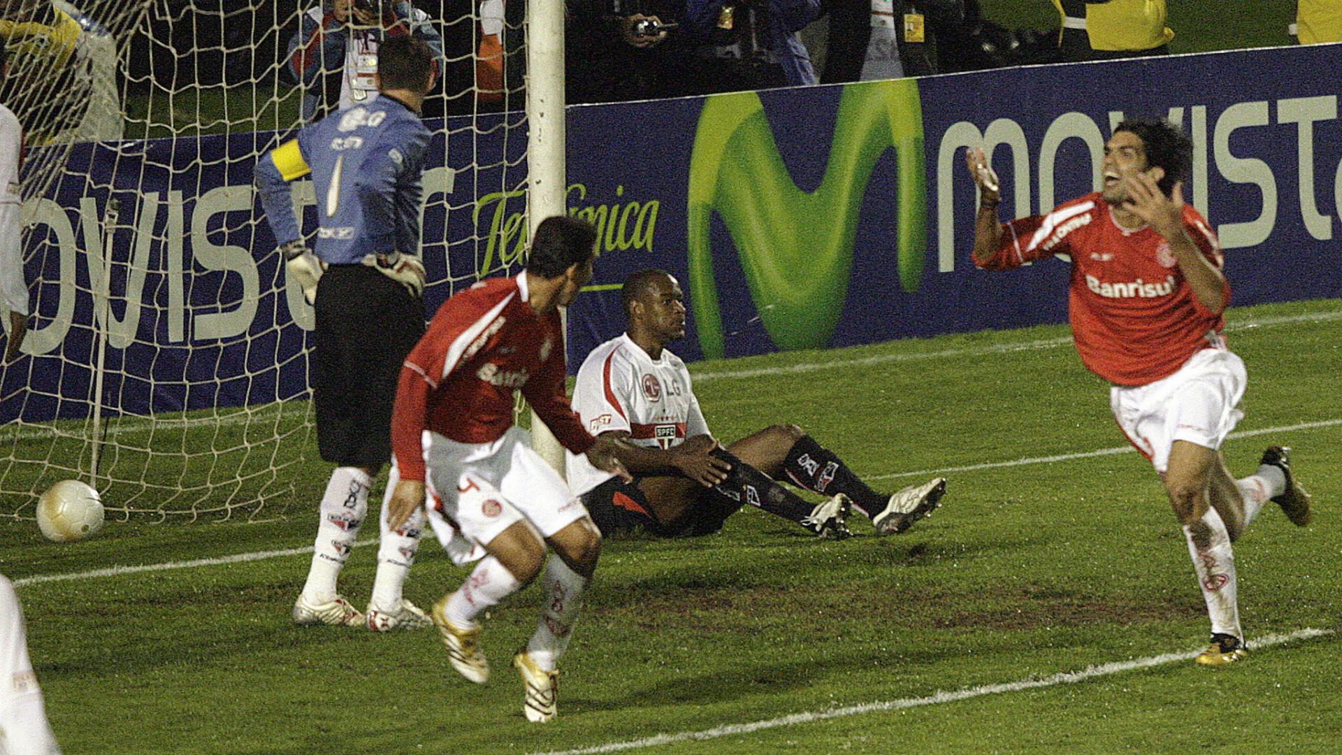 São Paulo x Internacional - Libertadores 2006
