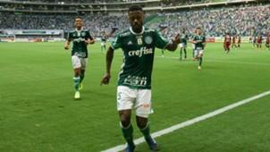Michel Bastos - Palmeiras x Ferroviária - 26/02/2017