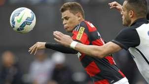 Jonas Corinthians Flamengo 25102015