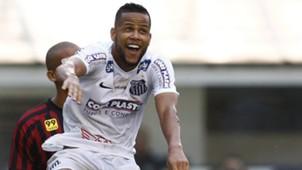 Geuvânio Santos Atlético-PR Brasileirão 06122015