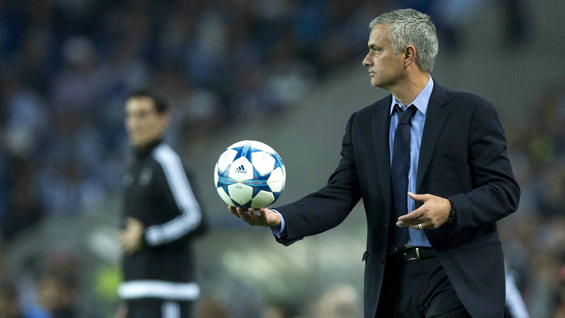José Mourinho | Porto x Chelsea | Champions League 2015/2016 | 29/09/2015