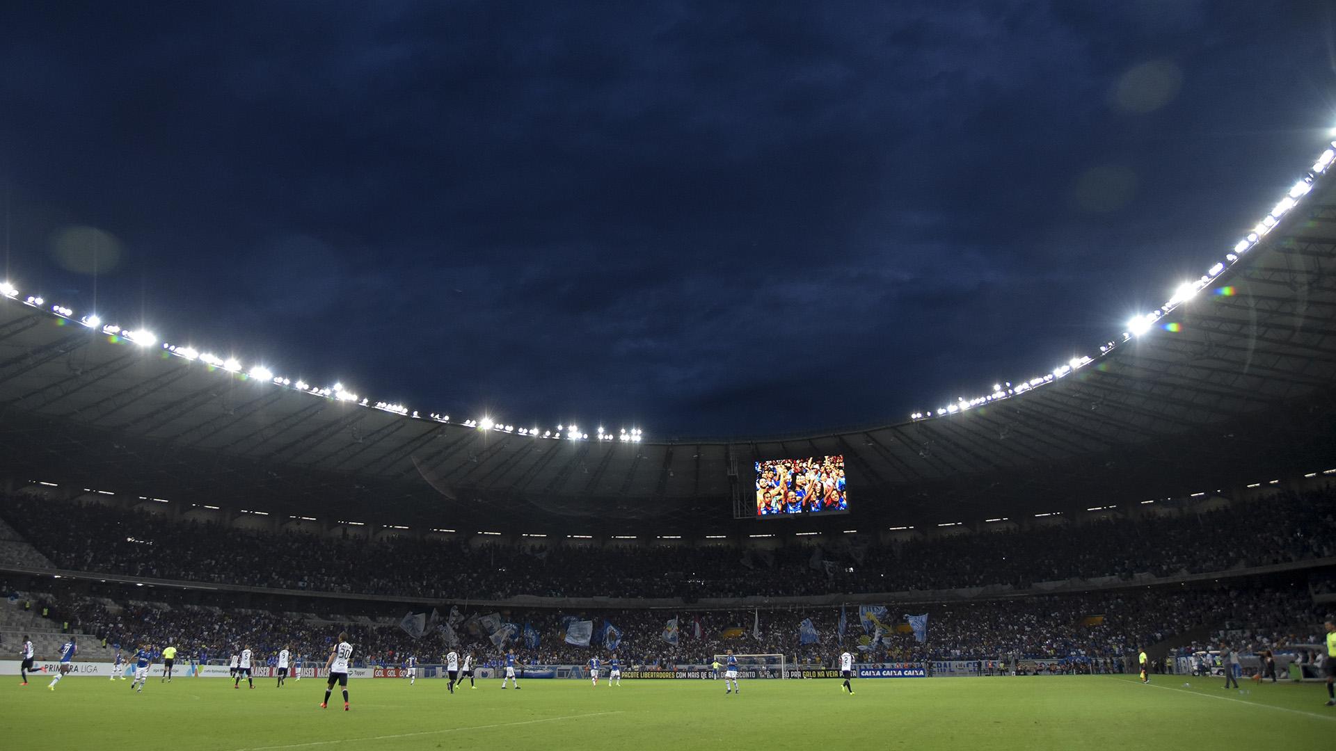 Mineirão Cruzeiro Atlético-MG Primeira Liga 01022017