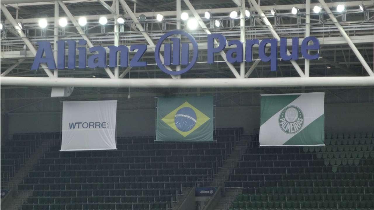 Palmeiras x Botafogo-SP