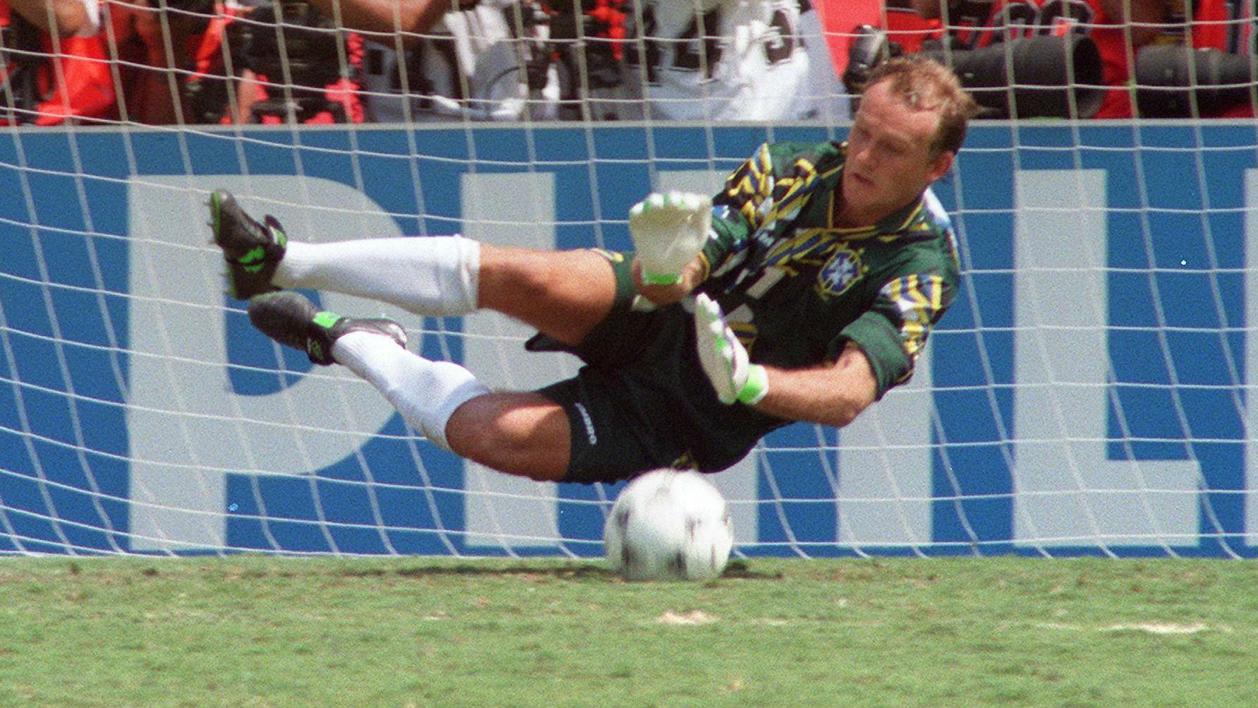 Taffarel Brasil 1994 30082016