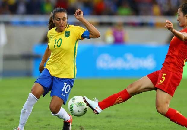 97a5449080 Crônica de Brasil 3 - 0 China em 03 08 16 - Jogos Olímpicos Feminino ...