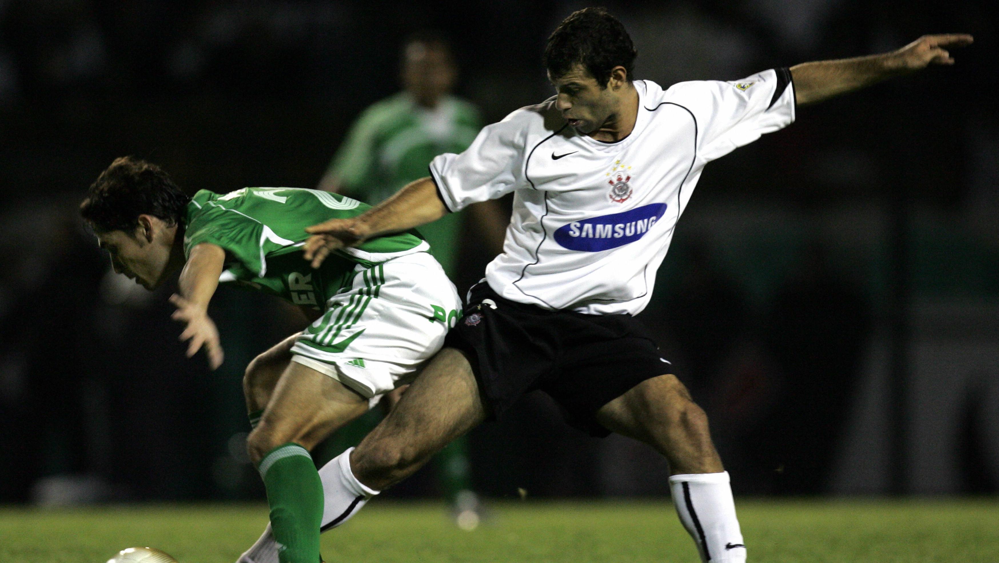 Javier Mascherano - Corinthians