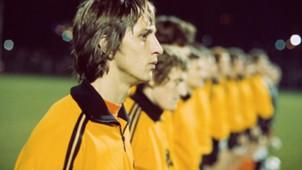 cruyff Puma x Adidas 1974