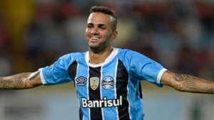 Luan Guilherme Zamora Gremio Copa Libertadores 09032017