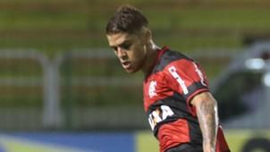 Cuellar Flamengo Carioca 30 03 2016