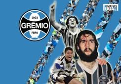 GFX Grêmio 20 ídolos