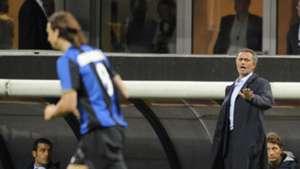Ibrahimovic Mourinho Inter 16052016