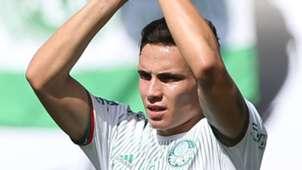 Raphael Veiga Chapecoense Palmeiras Amistoso 21012017
