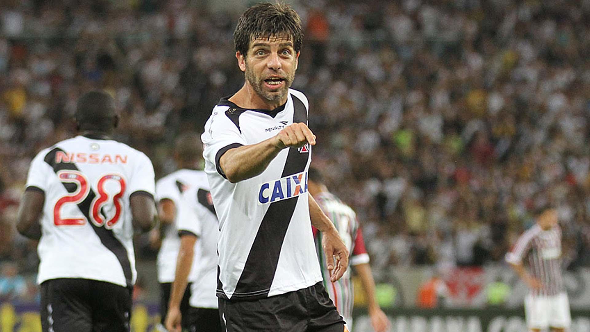 Juninho Pernambucano Vasco x Fluminense Campeonato Carioca 2013