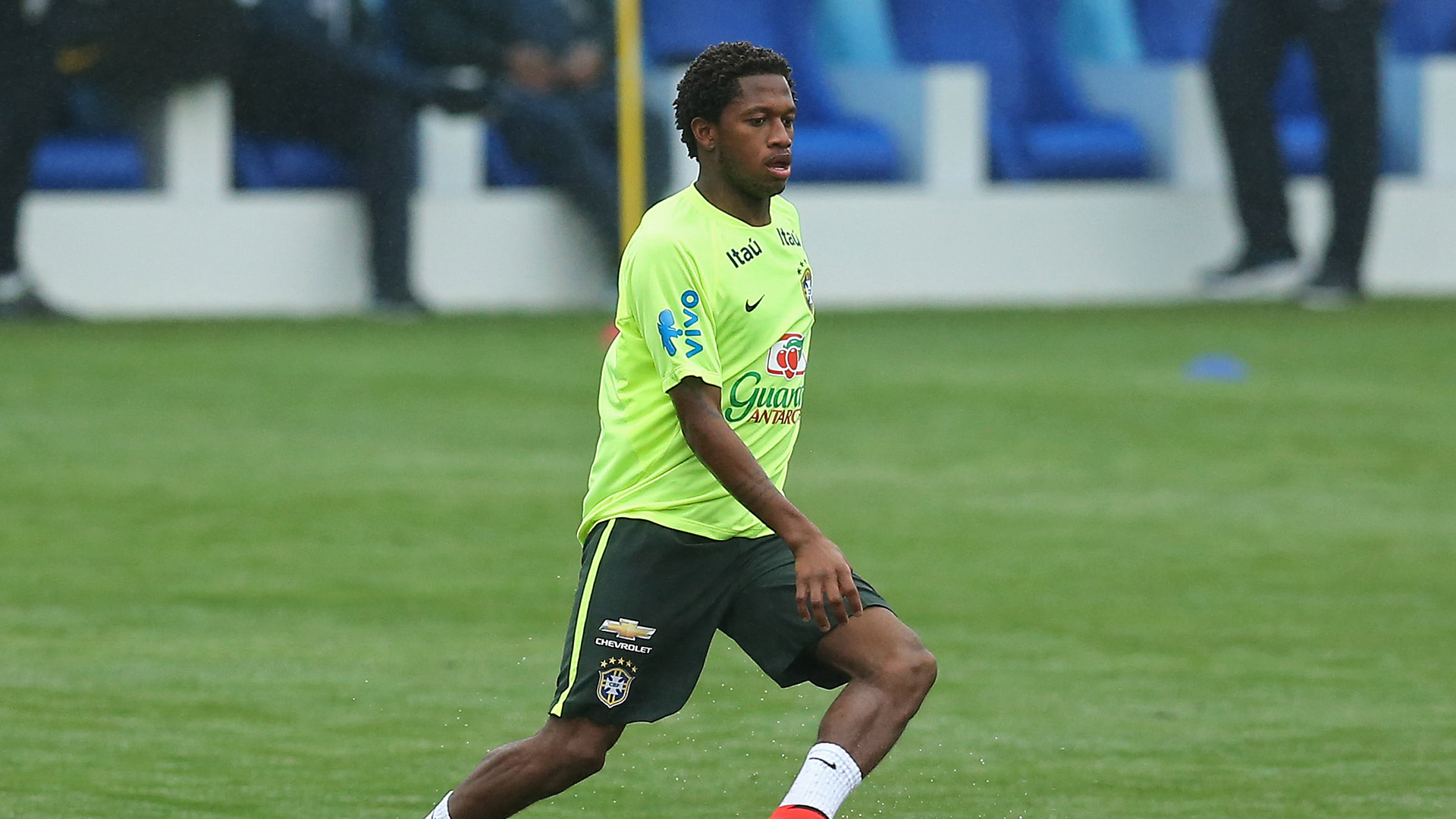 Fred Brazil training 03062015