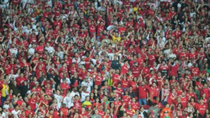 Torcida Internacional Corinthians Copa do Brasil 12042017