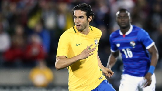 Kaka Panama Brazil Friendly 29052016