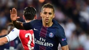 Marquinhos - PSG vs Arsenal - UEFA Champions League 13092016