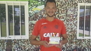 Réver Flamengo Prêmio Goal Brasil 2016 07 12 16