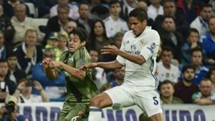 Guilherme Real Madrid x Legia Champions League 18 10 2016