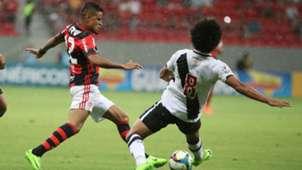 Everton Douglas Flamengo Vasco Carioca 27 03 2017
