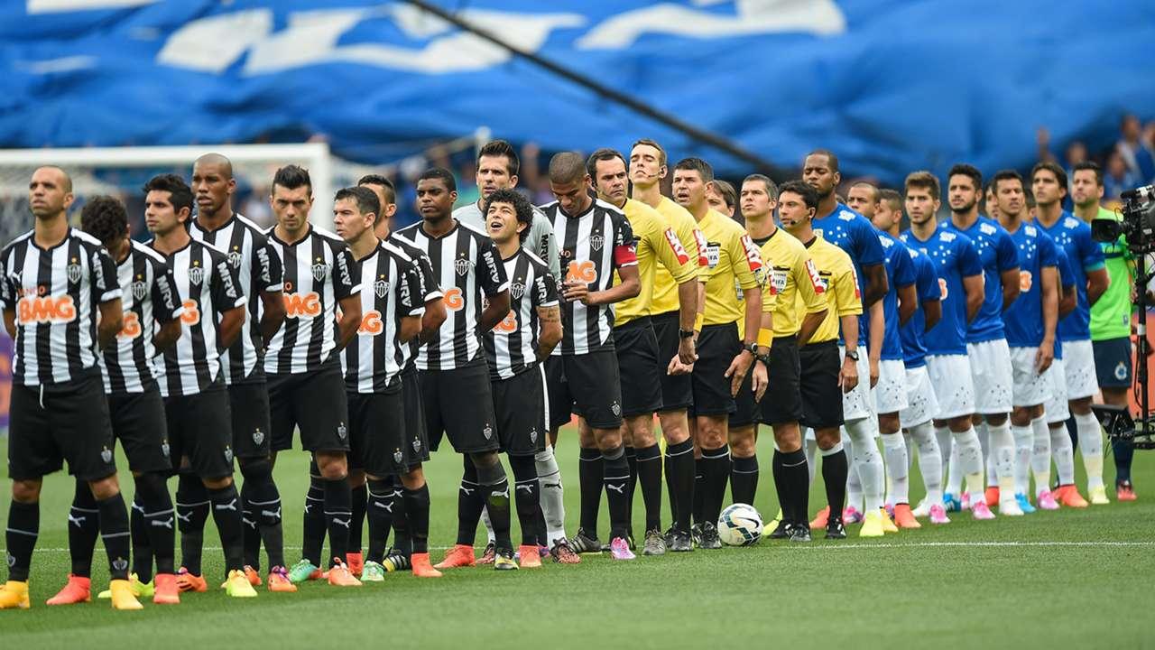 Atlético Mineiro Cruzeiro Brasileirão Serie A 21092014