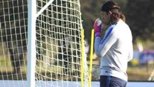 Cassio Corinthians treino Florida Cup 16 01 17