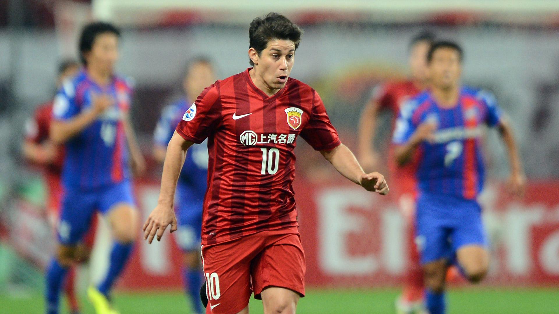 Dario Conca Shanghai SIPG AFC Champions League 24052016