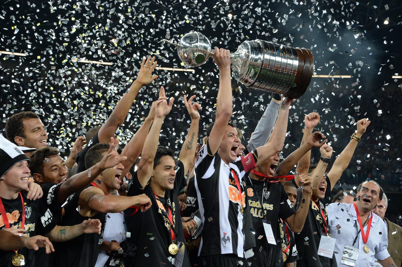 Atlético-MG x Olimpia Libertadores 2013