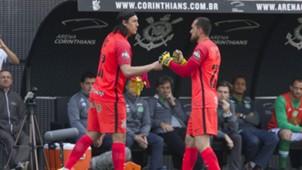Corinthians x Chapecoense 29 10 2016 Cássio Walter